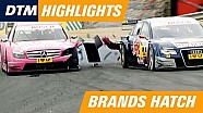 DTM Brands Hatch 2010 - Highlights