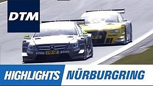 DTM Nürburgring 2012 - Highlights