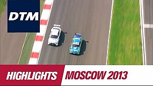 DTM Moscow 2013 - Highlights