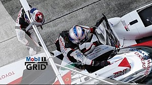 Track To Road – Hybrid Technology Development With Toyota | Mobil 1 The Grid