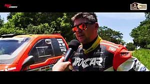 Martin Prokop Dakar 2017 - Stage 1