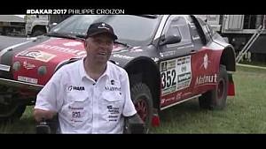 Dakar 2017 - Le défi de Philippe Croizon