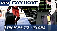 Tyres - Tech Facts - DTM 2016