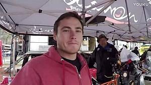 达喀尔拉力赛 - 摩托车手第八赛段纪实