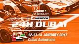 En vivo: 24 horas de Dubai 2017 - carrera
