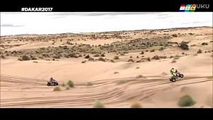 2017达喀尔拉力赛精彩瞬间