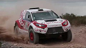 Hoogtepunten Acciona 100% EcoPowered in Dakar Rally 2017