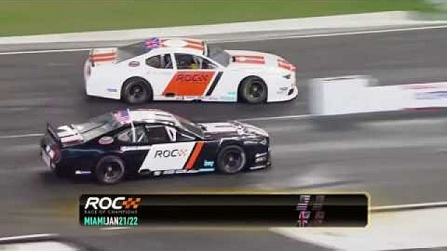 ROC: Busch Vs Coulthard