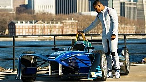 Touchdown In New York For Formula E