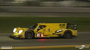 Rolex 24- Night racing sights and sounds