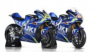 Découvrez la Suzuki GSX-RR 2017 de MotoGP