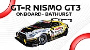 GT-R NISMO GT3: A bordo, una vuelta en Bathurst #B12h