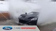 Ford GT: Wasserdurchfahrt