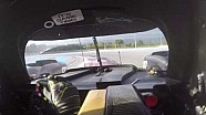 Caméra embarquée dans l'ORECA 07 LM P2