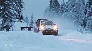 Rally van Zweden 2017: Dag 1