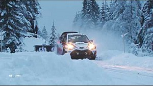 Rally Sweden 2017: Day 1