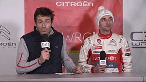 Citroën Total Abu Dhabi World Rally Team #C3WRClive