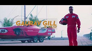 Gaurav Gill set for NEXA P1 Powerboat - Indian Grand Prix of the Seas!