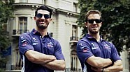 Recorriendo Buenos Aires con el DS Virgin Racing