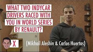 Indycar Test Drive Episode 11: Alexander Rossi