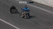 Jay Turner wins NHRA Top Fuel Harley class in Pomona
