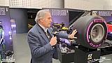 جورجيو بيولا: إطارات بيريللي الجديدة للفورمولا واحد 2017