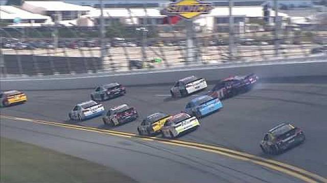 NASCAR Cup Logano wins 'The Clash'