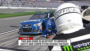 O'Donnell explains reasoning behind new over-the-wall pit road rule