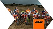 MXGP en MX2: de line-up van KTM in 2017