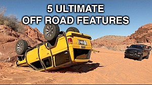5 Features For The Ultimate Off Road Truck
