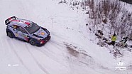 Rally Sweden Best of: Heli - Hyundai Motorsport 2017