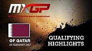 Samenvatting Kwalificatierace MX2 en MXGP Qatar