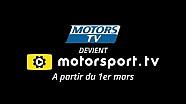 Motors TV devient Motorsport.tv