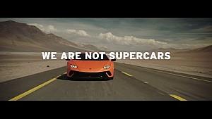 We are not supercars, We are Lamborghini