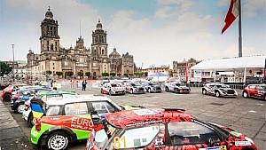 Ceremonia de salida WRC Rally México 2017 - Michelin Motorsport