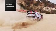 Rallye du Mexique - Le résumé de la deuxième journée