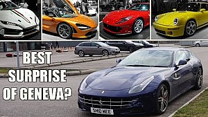 The Best Supercar Surprise at Geneva!?