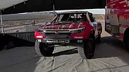 HPD Trackside -- Mint 400 preview Honda Baja ridgeline