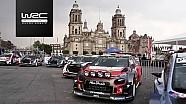 Rally México 2017: clip de noticias viernes #1