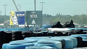 IMSA: Watch Joel Miller's crash at Sebring