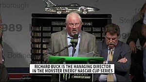 Phoenix: A homecoming for NASCAR's Richard Buck