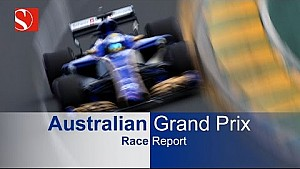 2017 Australian Grand Prix - Race Report - Sauber F1 Team