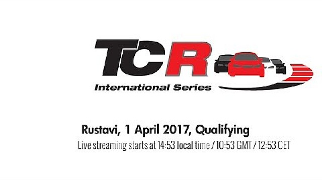 Livestream: TCR Rustavi - Qualifiche