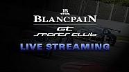 Blancpain GT Sports Club - Misano 2017 - Sıralama Yarışı