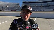 Gragson reflects on first Martinsville experience