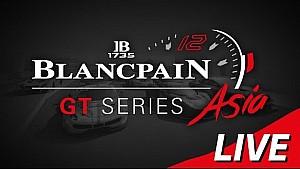 Blancpain GT Asia - Sepang - Sıralama Turları