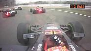 GP de Chine - La superbe remontée de Verstappen