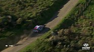 Tour de Corse best of: helicopter footage