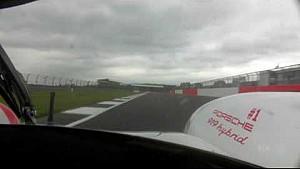 On board Porsche #1