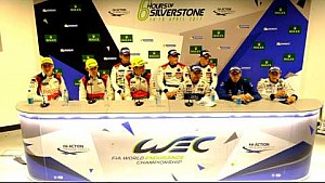 6 Hours of Silverstone - Class winners press conference